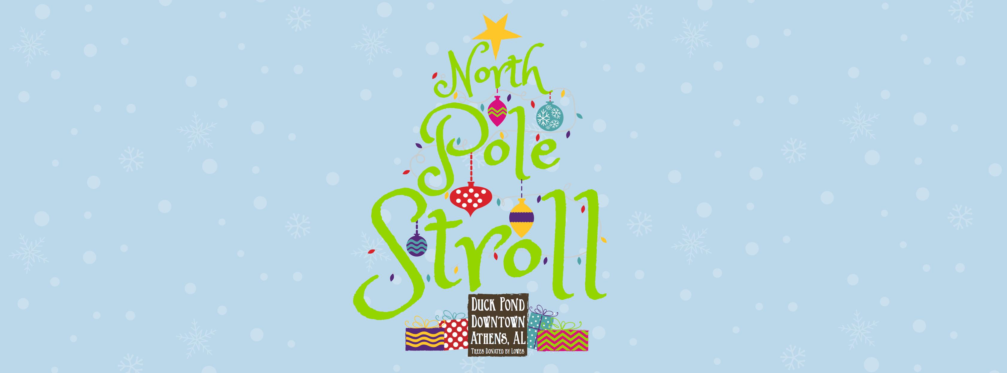 North pole stroll mobile al