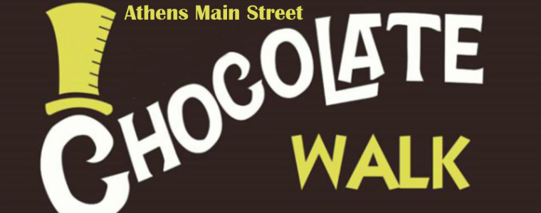Chocolate Walk – Athens Alabama Main Street